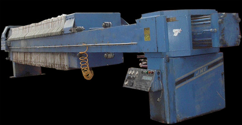 Filter Presses - JWI 100 Cu.Ft.